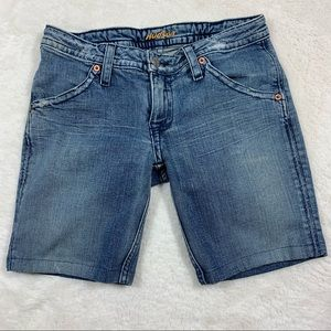 Hudson Jeans Distressed Jean Shorts Size 29
